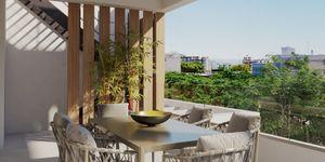 Neubau Gartenapartment mit direktem Zugang zum Pool in Palma (Thumbnail 1)