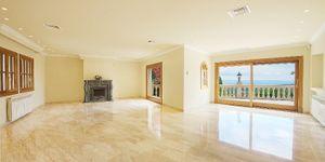 Neuer erbaute Villa in Son Vida mit Meerblick (Thumbnail 2)