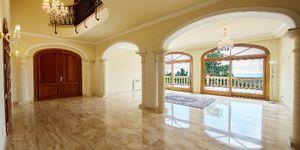 Neuer erbaute Villa in Son Vida mit Meerblick (Thumbnail 3)