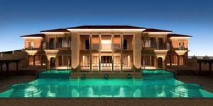 Außergewöhnliche exklusive Villa in Son Vida – Befindet sich zurzeit noch in Bau (Thumbnail 1)