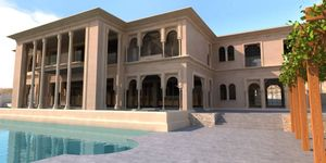 Außergewöhnliche exklusive Villa in Son Vida – Befindet sich zurzeit noch in Bau (Thumbnail 4)