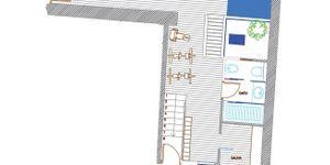 Schönes Apartment in saniertem Altstadtpalast in der Altstadt von Palma (Thumbnail 9)