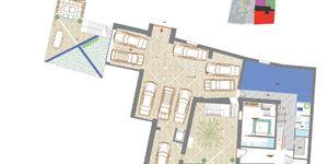 Schönes Apartment in saniertem Altstadtpalast in der Altstadt von Palma (Thumbnail 10)