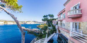 Villa in Santa Ponsa - Immobilie in erster Meereslinie u. Meerzugang (Thumbnail 1)