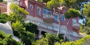 Villa in Santa Ponsa - Immobilie in erster Meereslinie u. Meerzugang (Thumbnail 3)
