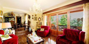 4400 Quadratmeter Grundstück und ein herrlicher Ausblick - Finca in Esporles (Thumbnail 3)