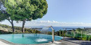 Villa in Bendinat – Beeindruckende Luxusvilla mit Meerblick (Thumbnail 1)