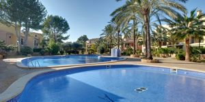 Luxurious garden apartment in well maintained complex in Santa Ponsa (Thumbnail 1)