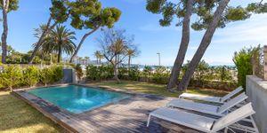 Erdgeschoßapartment in Port Alcudia - Immobilie direkt am Strand (Thumbnail 1)