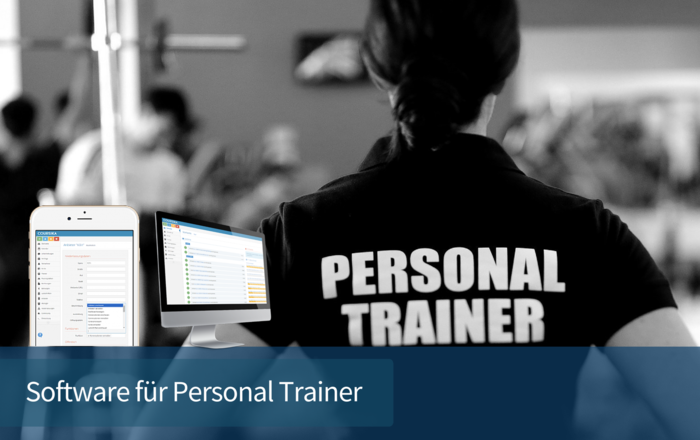 Software fu%cc%88r personal trainer