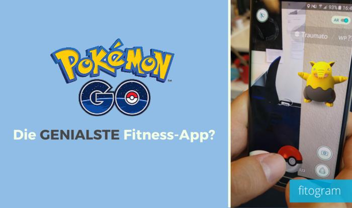 pokemon beste fitnessapp
