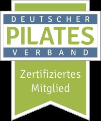Mitglied Deutscher Pilates Verband