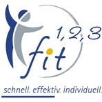 123fit Rahlstedt logo