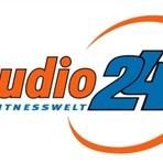 Studio 24 - Die Fitnesswelt logo