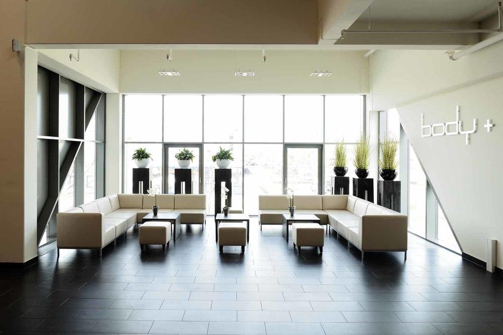 Centererding lounge