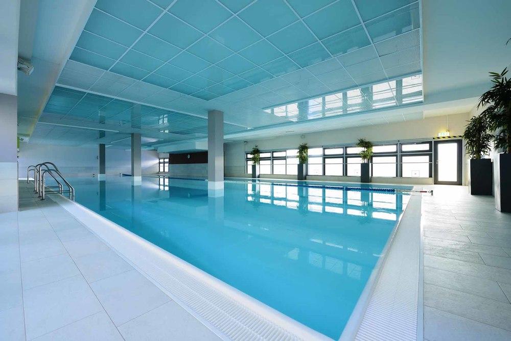 Centersendling pool 1