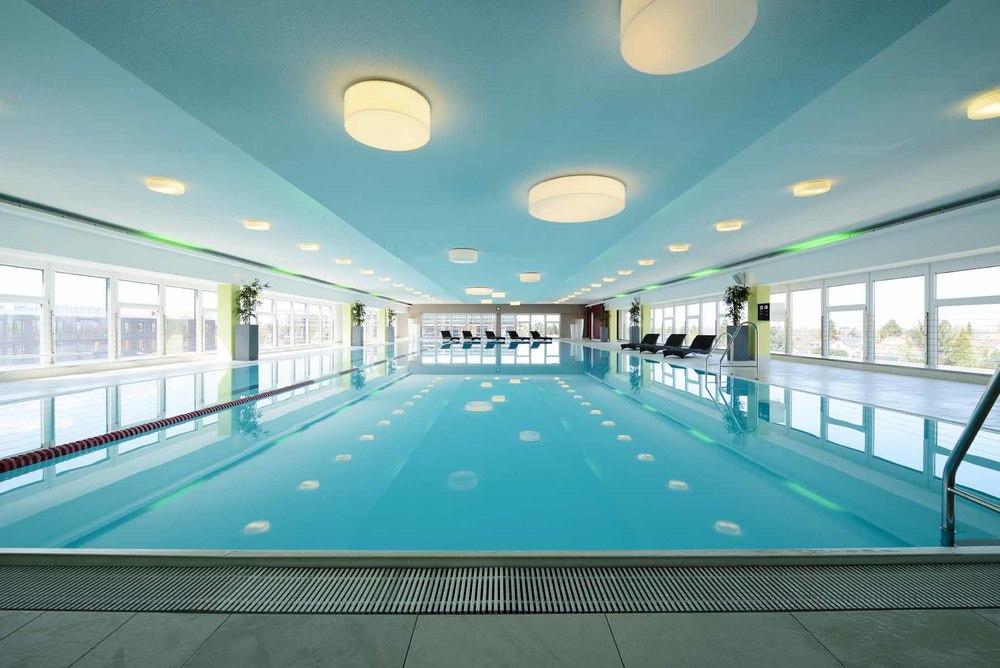 Centertrudering pool