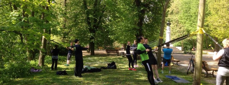 Athletik Training Berlin cover