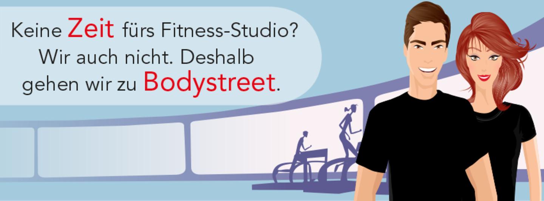 Effektives Training bei Bodystreet