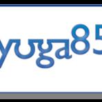 Yoga85 logo