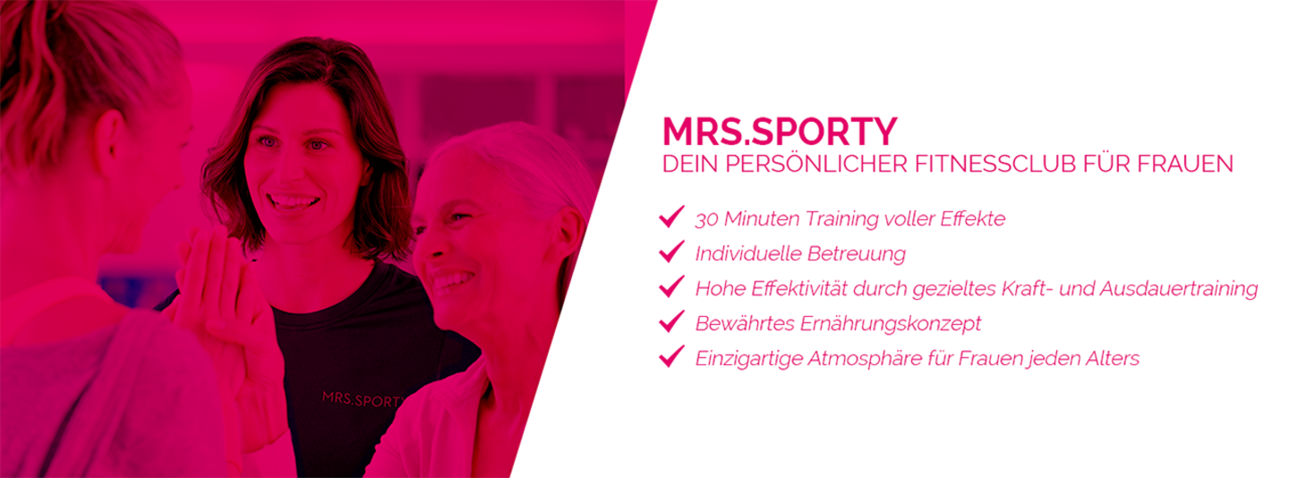 Mrs.Sporty Riegelsberg cover