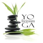 Logo yoga freiraum
