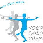 Logo yoga balance