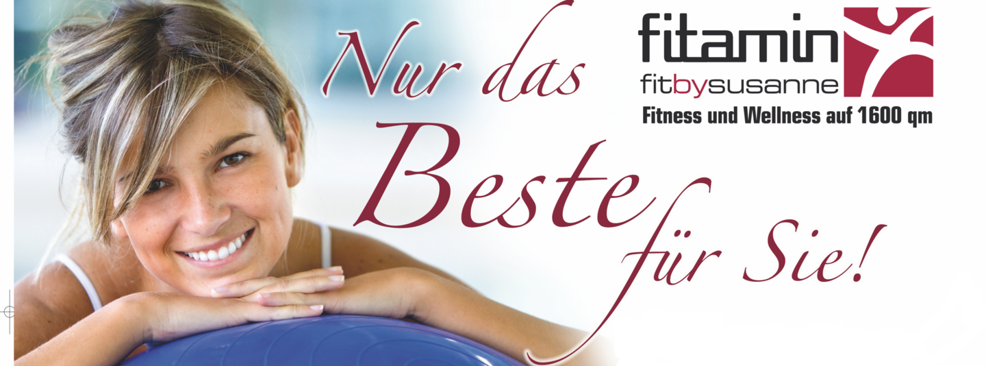 fitamin fit by Susanne cover
