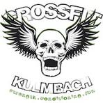 Banner skull logo crossfit ku green jpg