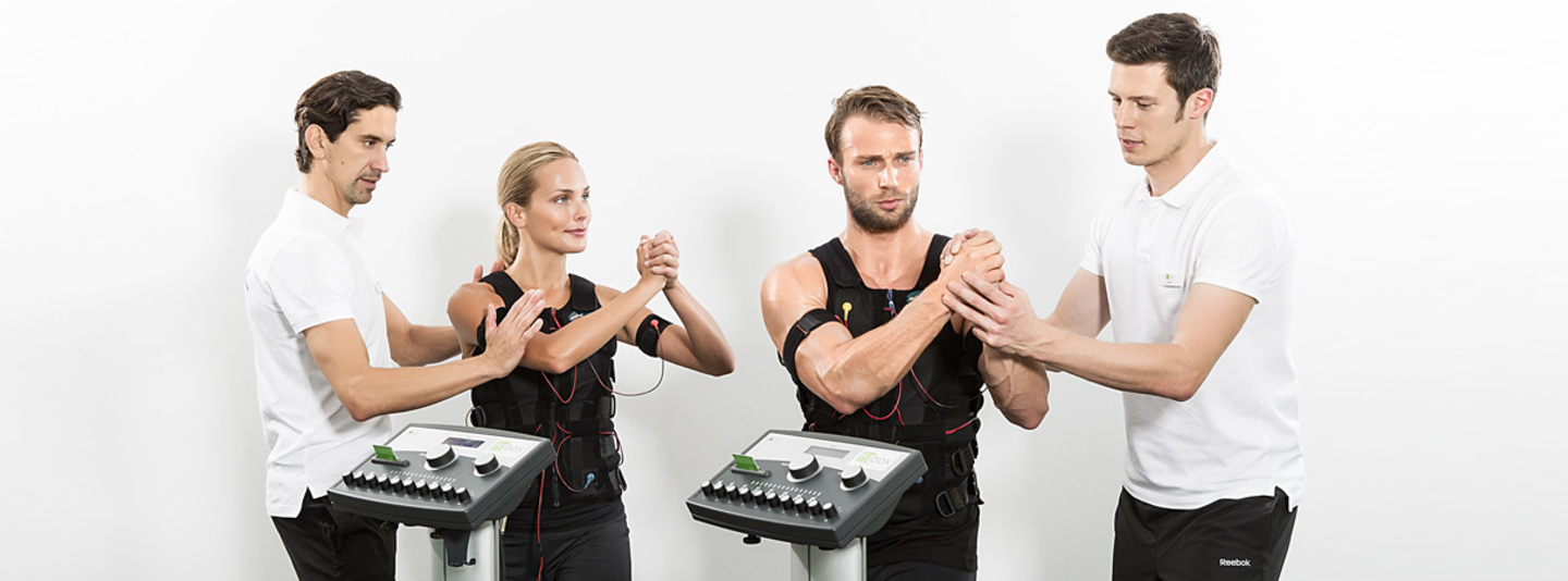 EMS Fitnesscenter fitbox München Pasing cover