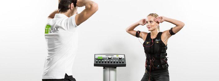 Ems fitness studio gutes training