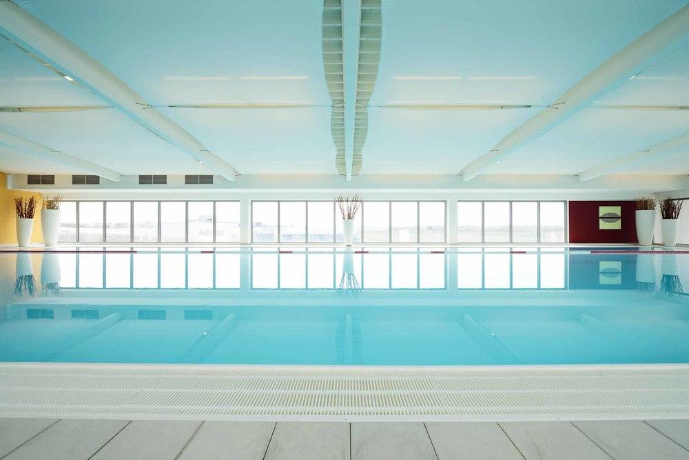 Centererding pool2