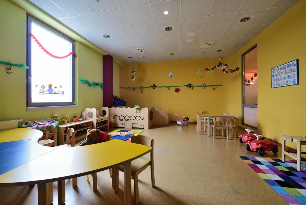 Centererding kinderbetreuung