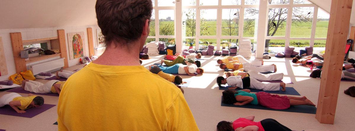 Yoga Vidya Nordsee cover