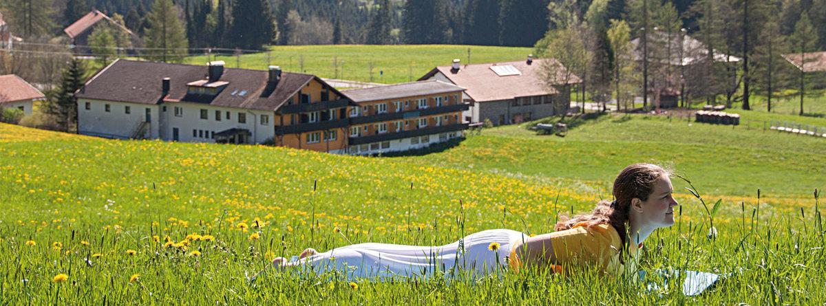 Yoga Vidya Allgäu cover