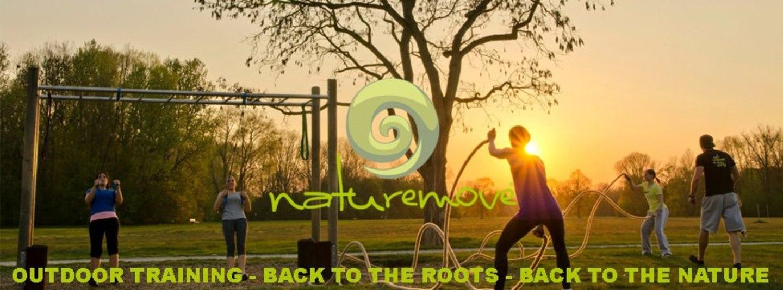NatureMove - DAS Outdoortraining cover