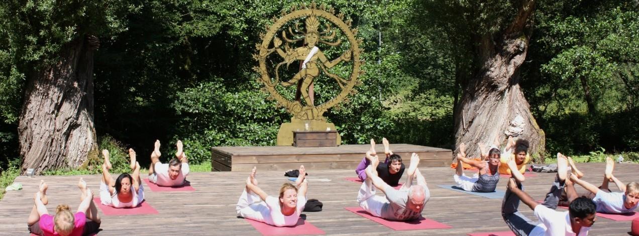 Yoga Vidya Westerwald cover