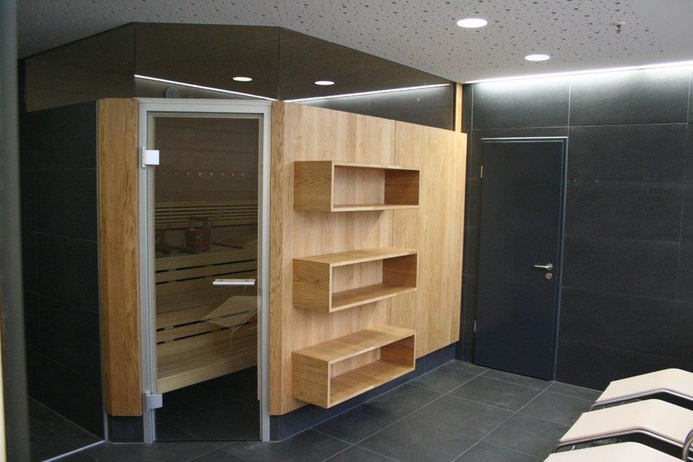 Afit sauna