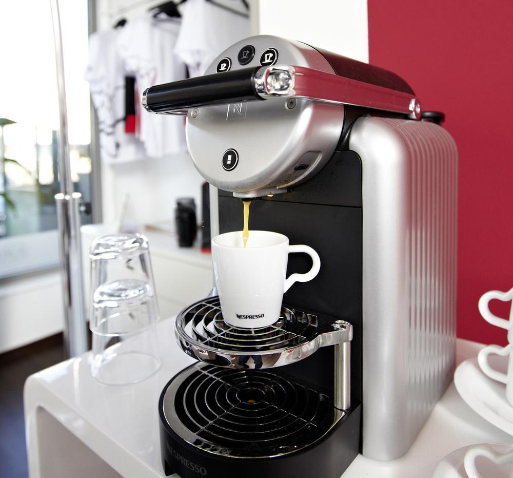 Bodystreet hemmingen nespresso