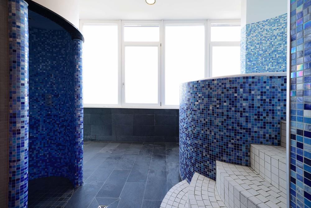 Centertrudering duschen