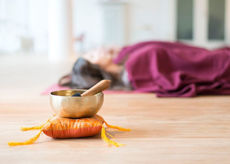 Yoga koeln lindenthal gallerie ruhephase