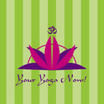 Your Yoga Now! logo