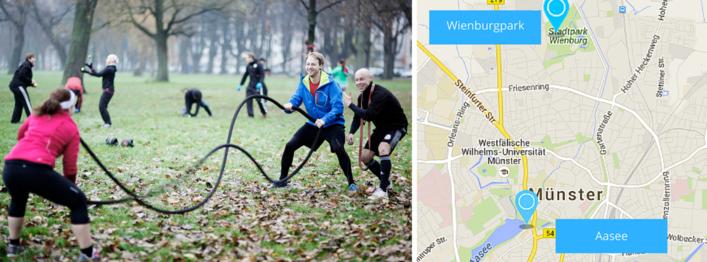 Wienburg park