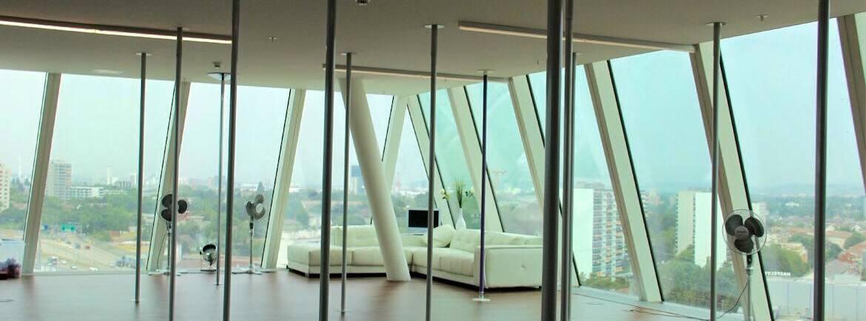 Loft1 Pole-Studio Basel St. Jakob cover