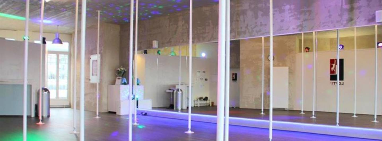 Loft1 Pole-Studio Basel City cover