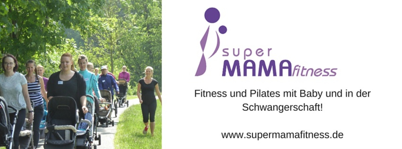 superMAMAfitness- Fitness mit Baby und in der Schwangerschaft cover