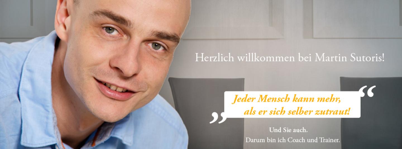 Martin Sutoris - Mentaltraining Köln cover
