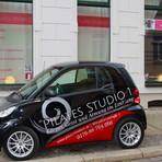 Pilates Studio1 Halle/ Saale logo