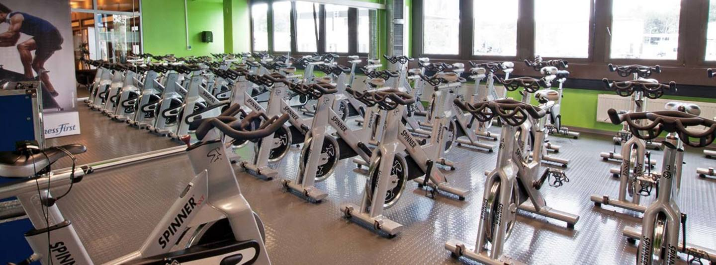 Fitness First Dreieich cover