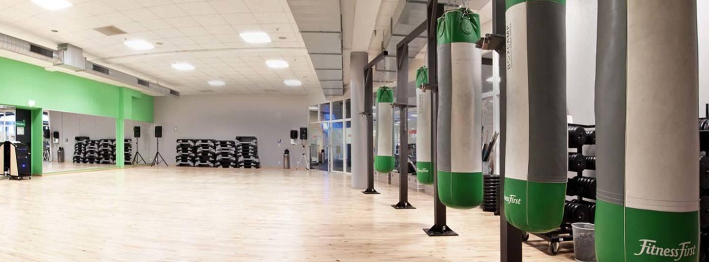 Fitness First Esslingen cover